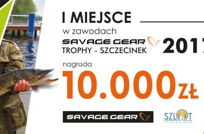 Savage Gear Trophy Szczecinek 2017
