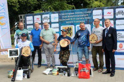 Galeria Zdjęć – II Zawody Spinningowe z łodzi Osób Niepełnosprawnych 15-17.06.2018